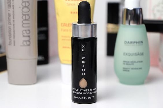 Custom Cover Drops: The Ultimate Customisable Foundation | amodelrecommends.com | Bloglovin'