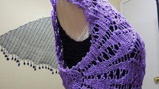 MilArt Marroquin - YouTube Beautiful circular crochet pineapple shirt! Blusa Tejida en Circulo Piñas parte 2 de 10