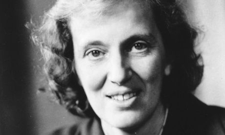 Photography of British biochemist Dorothy Crowfoot Hodgkin (1910 - 1994) who was awarded the 1964 Nobel Prize for Chemistry.