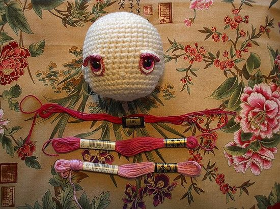 Amigurumi Mouth Tutorial. Crochet Projects Pinterest ...