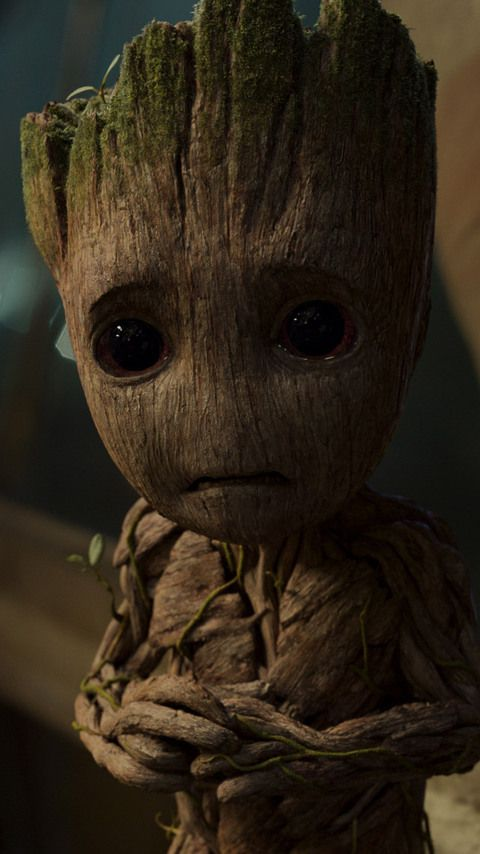 Image For Guardians Of The Galaxy Baby Groot Android