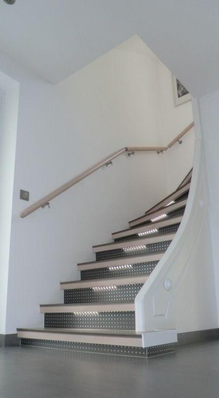 Habillage Escalier Bois Avec Moquette : escalier, recouvrement d'escalier – escalier bois – escalier b?ton