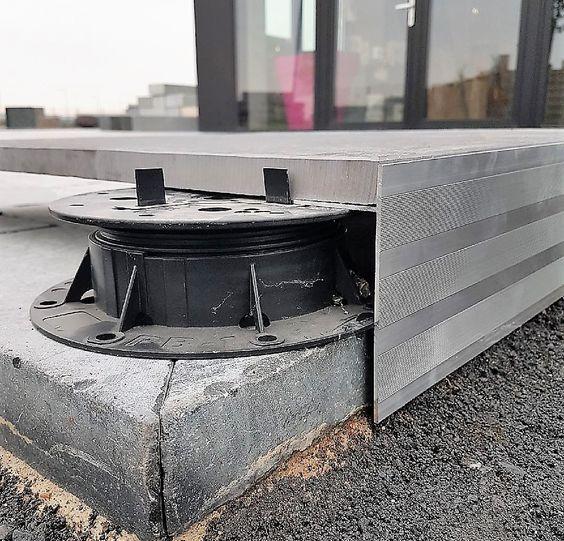 Profil Alu Pour Terrasse Sur Plots Plots Pour Dalles Balcony