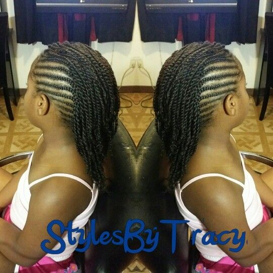 Kid braids