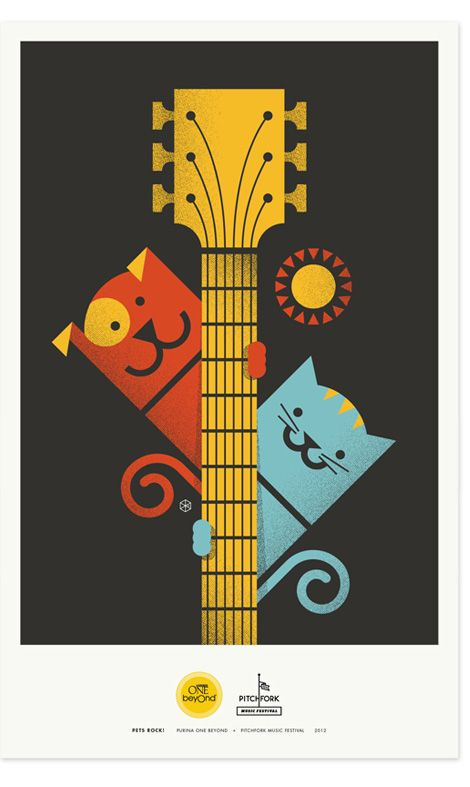 Pets Rock Posters - Brent Couchman