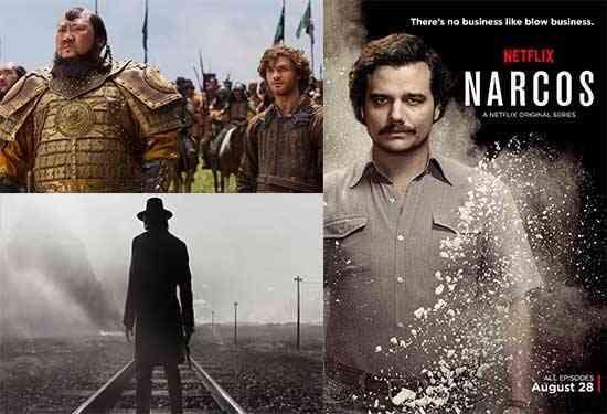 مسلسلات تاريخية أجنبية لهواة التشويق والمعرفة Movie Posters