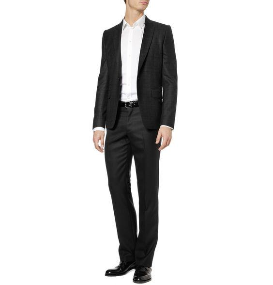 Simon Spurr straight leg trousers $575