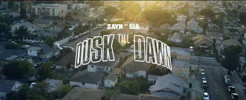 Zayn Ft Sia Dusk Till Dawn Dusk Till Dawn Dusk Zayn