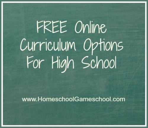 Free online high school options