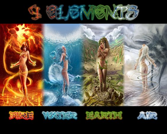 Nature - The Four Elements - Page 1 - Wattpad