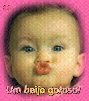 orkut e hi5, Bebês, beijo gostoso, nenes, criança, biquinho
