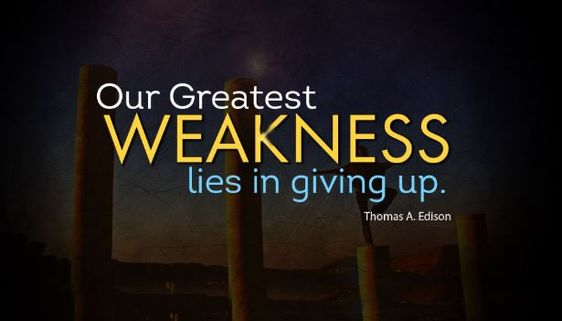 Never Give Up In Life Giving Up Never Give Up Motivational Quotes