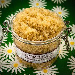 Organic cane sugar based body scrub. from NYC. $19.99