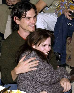 Billy Crudup and Mary Louise Parker
