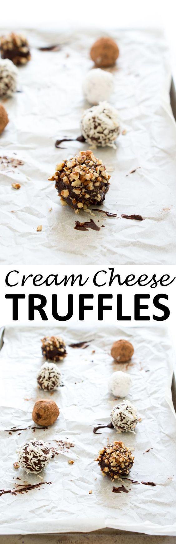 cream dessert chocolate desserts chocolate truffles truffle dessert ...