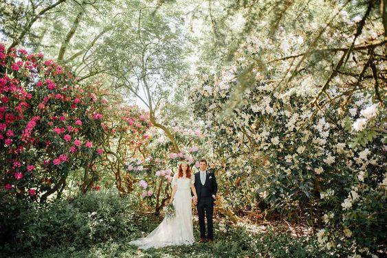 Garden wedding058
