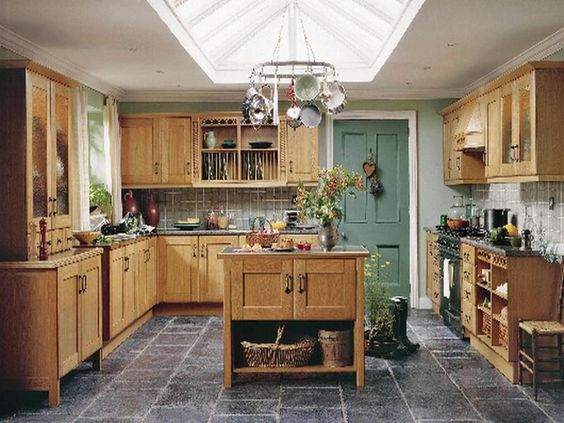Small Country Kitchen Design Ideas Old Country Small Kitchen Island Design Ideas Kitchen