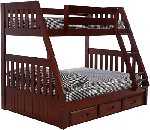 Shop For Discovery World Furniture 3 Drawer Storage Bunk Bed Twin