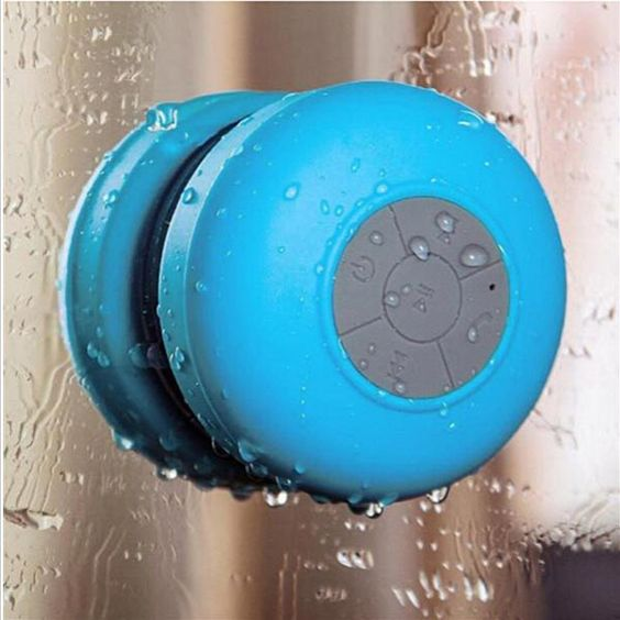Mini Waterproof Wireless Bluetooth Speaker For iPad Smartphone Device - US$6.99