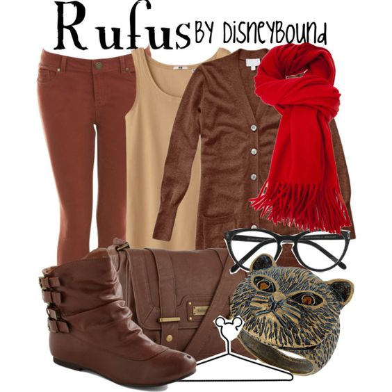 """""""Rufus"""" by lalakay on Polyvore #disney"""