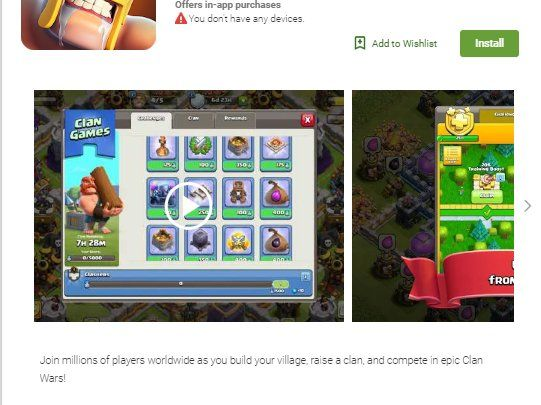 Clash Of Clans Download Clash Of Clans Game Clash Of Clans
