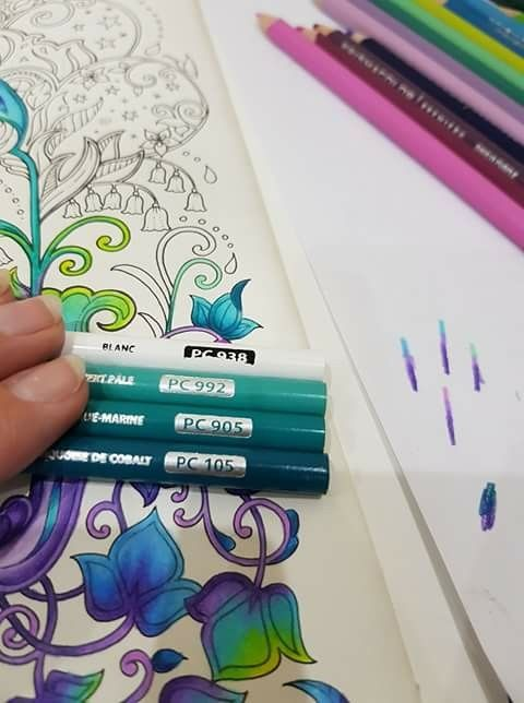 Pin On Colored Pencils