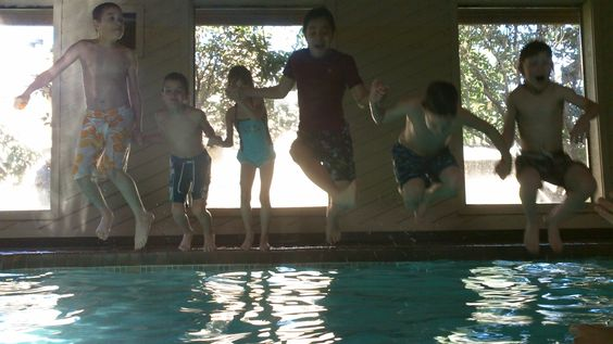 Day 105: jump: 'air time'