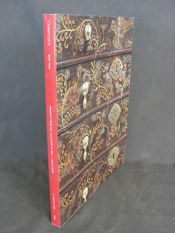 2006 Christie's Auction Catalog Mrs. J Insley Blair