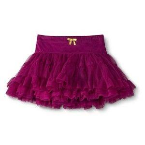 Infant Toddler Girls' Tulle Tutu Skirt
