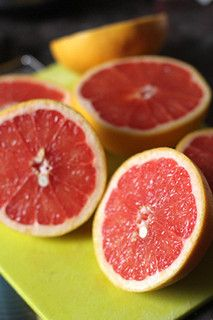 Grapefruit Campari Sorbet | Recipe | Sorbet and David