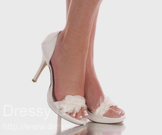 white dress shoes for women  Jen   Kim Swan Women&39s Dress Shoes ...