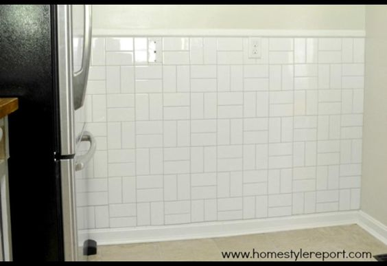 10 Ways To Lay Subway Tile 8 Crosshatch How To