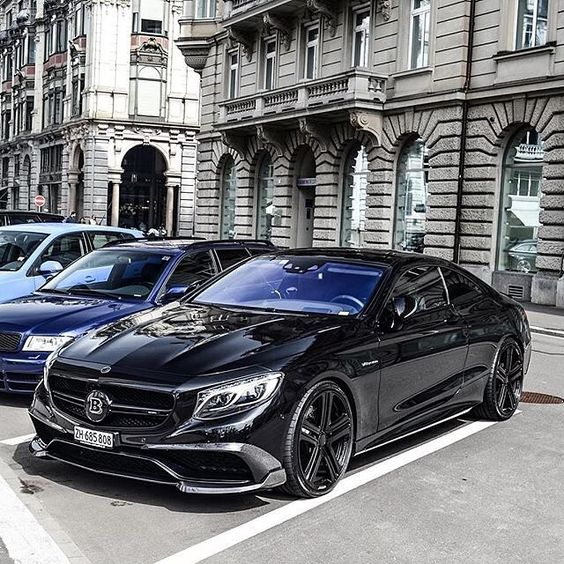Brabus S63 Coup 233 By Lim Carphotography