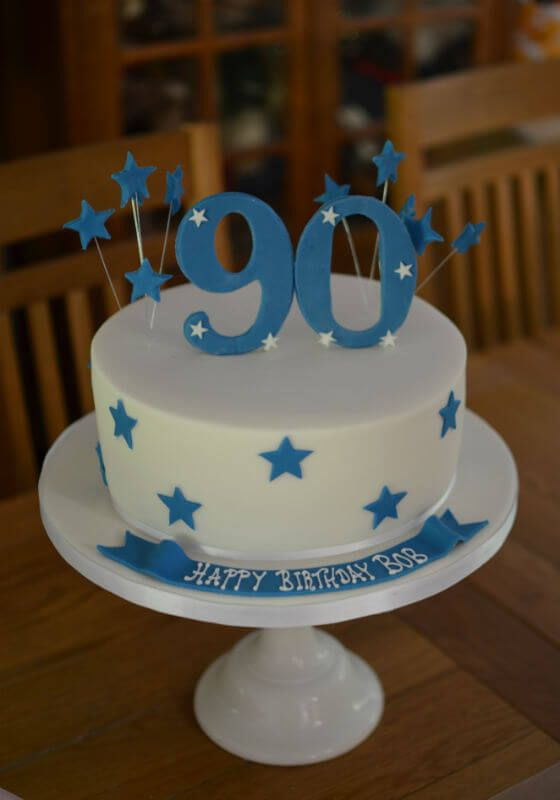 Image Result For 90th Birthday Cakes Male 90th Birthday Cakes