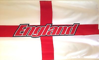 New #england flag cross of st george #football #rugby sport 5 x 3'/155 x 99cm itl,  View more on the LINK: 	http://www.zeppy.io/product/gb/2/182090593175/