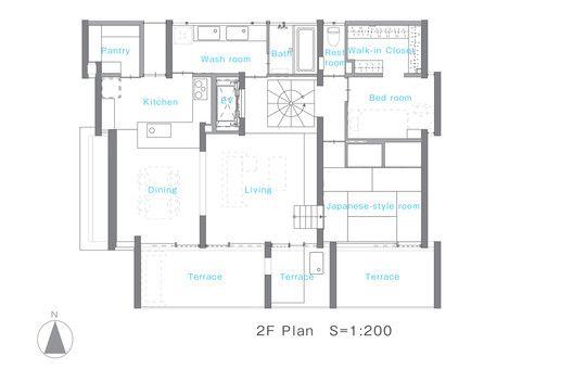 Gallery Of Slide House Y M Design Office 34 Office Design Design House