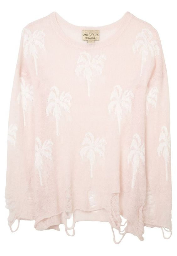 Wildfox Strickpullover: http://zln.do/18Vmqpe