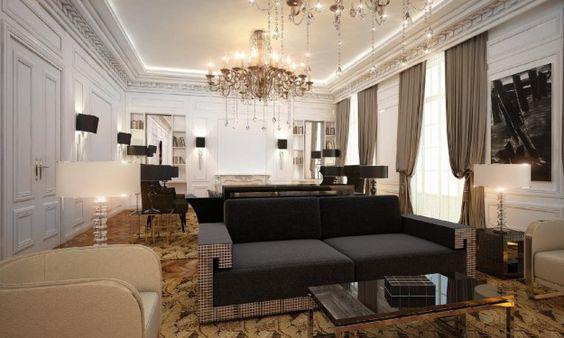 Appartamento di lusso a Parigi