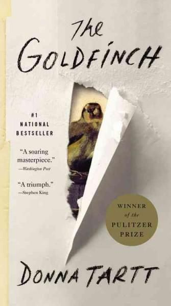 The Goldfinch: Pulitzer Prize for Fiction