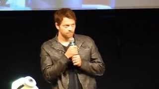 Jibcon 2015 - Misha Friday Panel (Part 1/2)