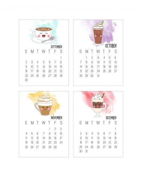 Even More 2018 Calendars Free Printables Diy Calendar Planner Printables Free