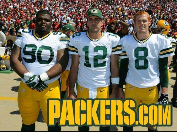 GB vs SF: Packer Captains, Captains Photos, Gb Packers, Photos Packers, Packers Captains, Aaron Rodgers Photobombs, Greenbay Packers, Green Bay Packers