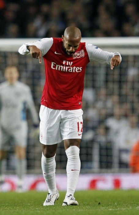 return of Thierry Henry