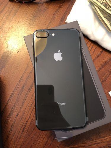 Apple Iphone 8 Plus 256gb Space Gray At T A1897 Gsm Celulares Apple Celulares Iphone Acessorios Eletronicos
