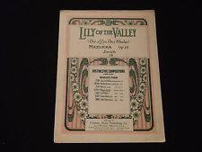 Lily Of The Valley (die Lilie Des Chales) S. Smith #4980