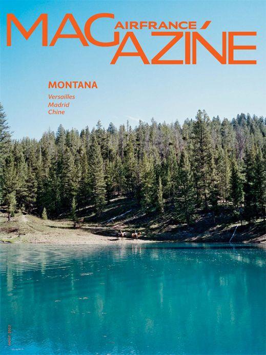 Air Franca Magazine - Montana