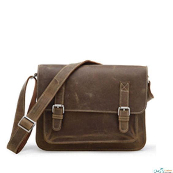 Tan leather bag oasis