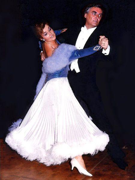 'Ballroom Dancing' von Dirk h. Wendt bei artflakes.com als Poster oder Kunstdruck $18.03