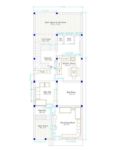 Pin On Village Houses Village house floor plan