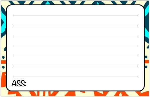 Cartão Agradecimento Corujinha Laranja Indie 2